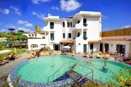Hotel Park Victoria, Itálie, Ischia