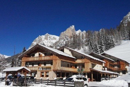 Hotel Orso Grigio Pig- Selva Di Cadoro / Pescul – Civetta - polopenze