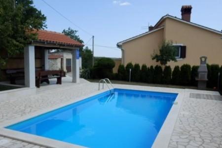 Holiday House Smoković, Chorvatsko, Istrie
