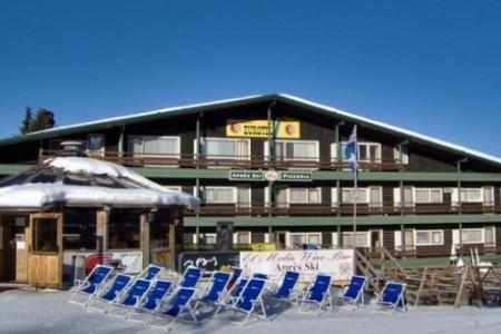 Hotel Eurotel Tbo- Cavalese - Last Minute a dovolená