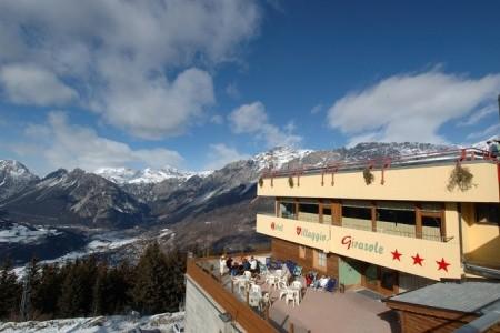 Hotel Girasole Pig- Bormio, Itálie, Alta Valtellina