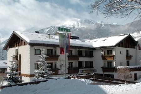 Hotel Sant Anton Pig- Bormio Polopenze First Minute