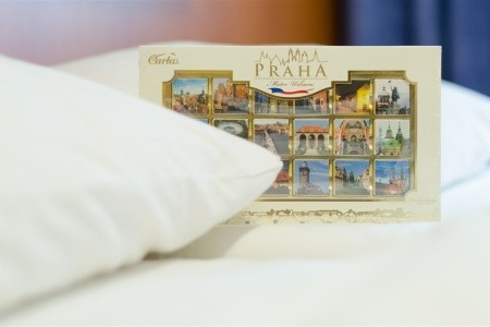 Praha 4 - Hotel Inos - v dubnu