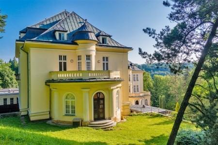Teplice Nad Bečvou - Lázeňský Dům Moravan - plná penze
