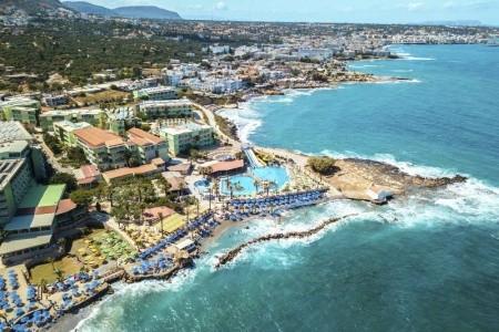 Eri Beach & Village ****, Řecko, Kréta