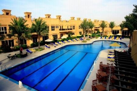 Al Hamra Village Golf & Beach Resort 4*, Spojené arabské emiráty, Ras Al Khaimah