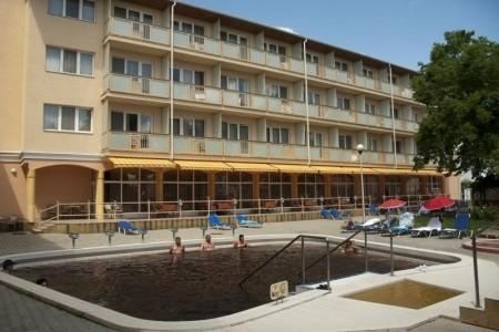 Hotel Hungarospa Thermal - v červenci