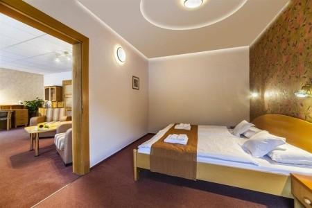Trenčianske Teplice - Hotel Flóra, Slovensko, Západní Slovensko