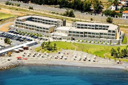 Aparthotel Marina Degli Aregai Itálie Ligurská riviéra last minute, dovolená, zájezdy 2018