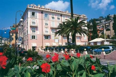 Europa Hotel Design Spa 1877, Itálie, Ligurská riviéra
