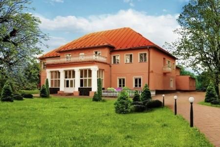 Liptovský Ján - Hotel Svätojánsky Kaštiel