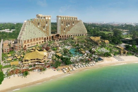 Centara Grand Mirage Resort, Pattaya, Centara Grand Mirage Resort, Pattaya, Bangkok Palace Hotel, Ba