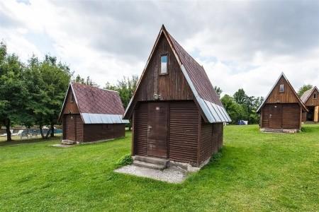 Vrchlabí - Holiday Park Liščí Farma - Bungalovy