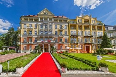 Františkovy Lázně - Lázeňský Hotel Pawlik