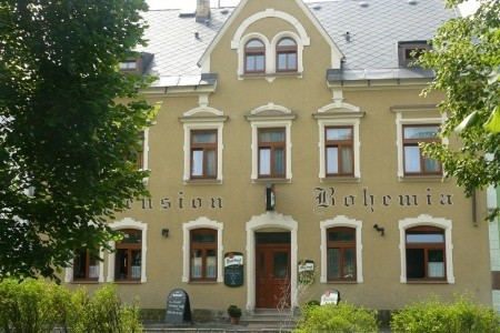Horní Blatná - Penzion Bohemia - penziony