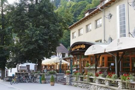 Blansko - Hotel Skalní Mlýn - letní dovolená