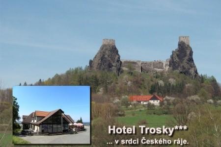 Troskovice - Hotel Trosky - last minute