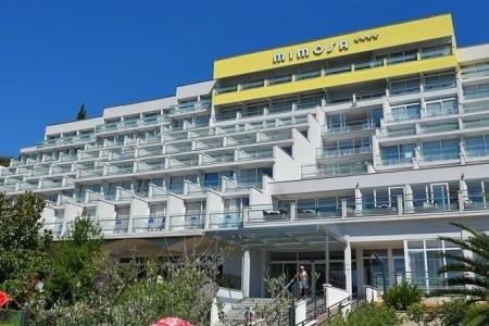 Hotel Mimosa, Chorvatsko, Rabac