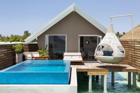 Lux* South Ari Atoll - Last Minute a dovolená
