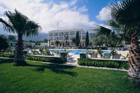 Altinkaya Hotel - letecky