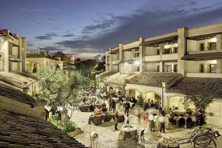 Una Hotel Regina**** - Torre A Mare Itálie Apulská oblast (Puglia) last minute, dovolená, zájezdy 2018