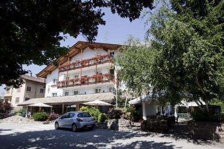Hotel Los Andes S Bazénem Bv- Molina Di Fiemme Léto, Itálie, Dolomity Superski