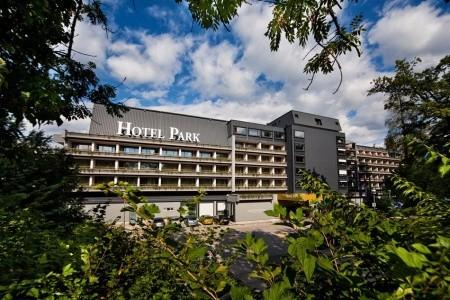Hotel Park Snídaně