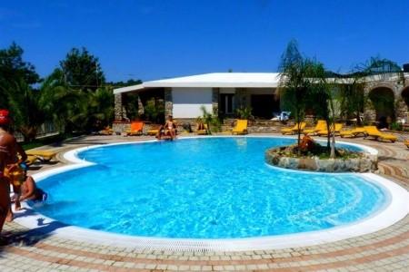 Hotel Villaggio Eden Itálie Kalábrie last minute, dovolená, zájezdy 2018
