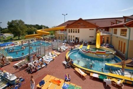 Hunguest Hotel Freya - v červenci