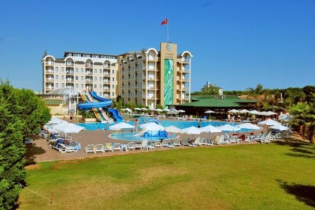 Maya World Belek Eu