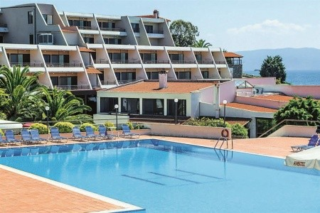 Theoxenia Beach Hotel - luxusní dovolená