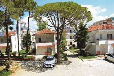 Diamma Resort - Rodinný Pokoj, Albánie, Dürres