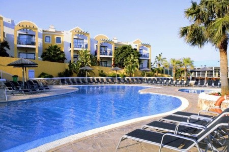 Aparthotel Paradise Club & Spa - lázně