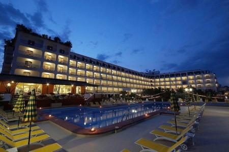 Itálie - Sicílie / Hilton Giardini Naxos Hotel