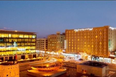 Spojené arabské emiráty - Dubai / Arabian Courtyard Hotel & Spa