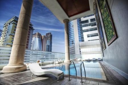 Spojené arabské emiráty - Dubai / Byblos Hotel
