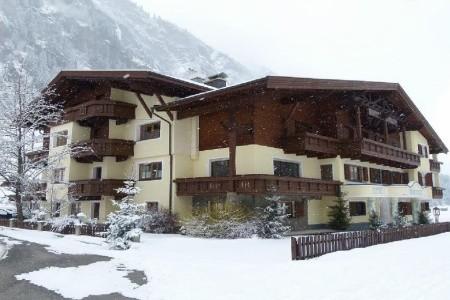 Hotel Möderle - v březnu