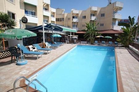 Boronia Apartmány, Kypr, Larnaca