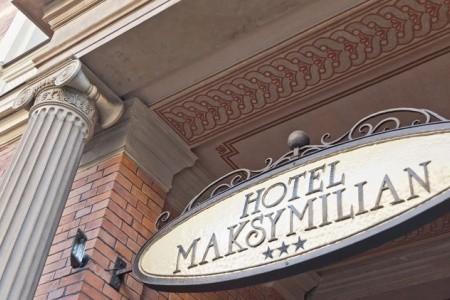 Hotel Maksymilian - Last Minute a dovolená