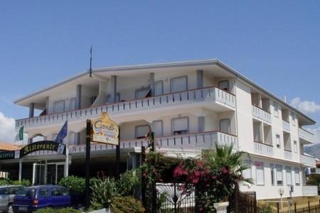 Hotel Rezidence Gandhi Di- Santa Maria Del Cedro - Kalábrie 2021/2022 | Dovolená Kalábrie 2021/2022