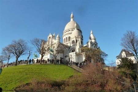 Romantický víkend v Paříži - poznávací zájezdy