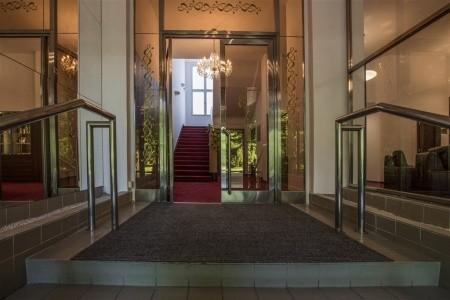 Vnitřek hotelu