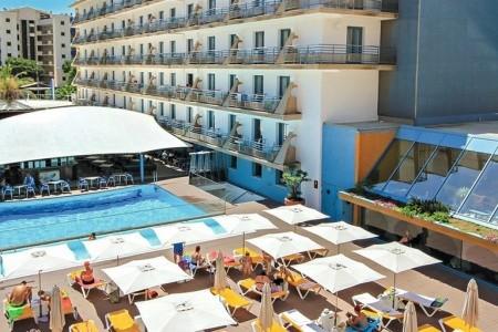 Hotel Alhambra - letní dovolená u moře