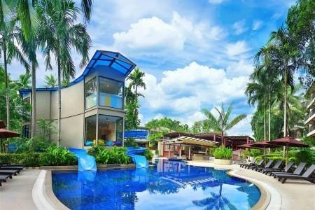 Novotel Phuket Surin Beach Resort, Thajsko, Phuket