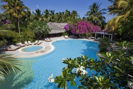 Kuramathi Island Resort, Maledivy, Atol Ari