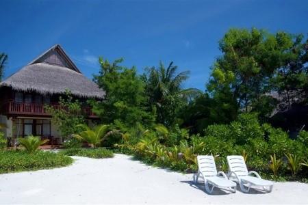 Olhuveli Beach & Spa Resort, Maledivy, Jižní Atol Male