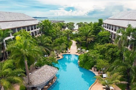 Ravindra Beach Resort & Spa, Thajsko, Pattaya