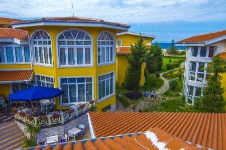 Blue Orange - Bulharsko  letecky z Sliače