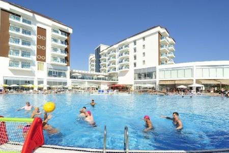 Cenger Beach Resort & Spa Hotel, Turecko, Side