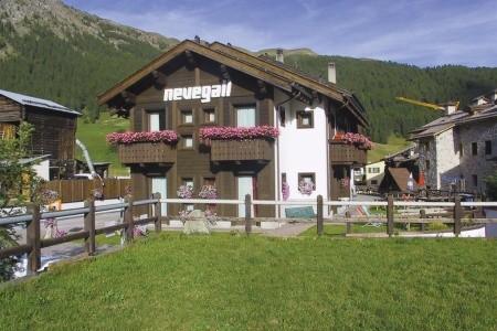 Roulette Apartments Livigno